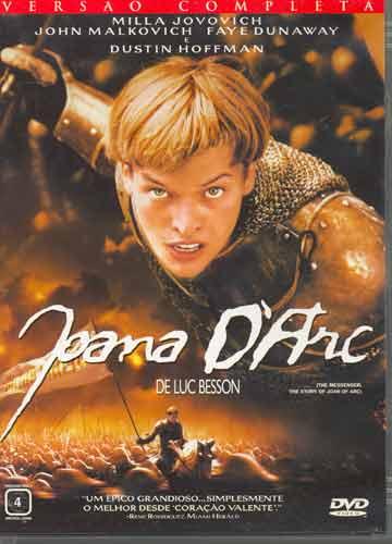 Joana D'Arc de Luc Besson