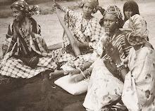 فتيات في مدينة ألاك 1948