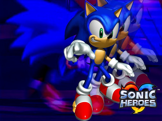 Sonic The Hedgehog Sonic+8