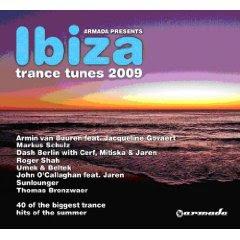 Ibiza – Trance Tunes (2009)