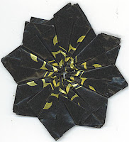 iris fold