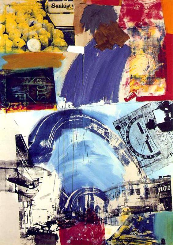 daily artist  robert rauschenberg  october 22  1925  u2013 may 12  2008