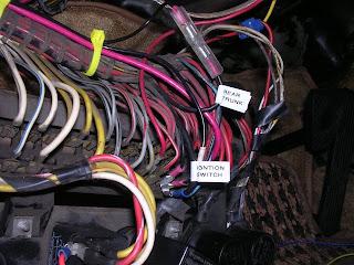 fuseblock_mods porsche 914 ev conversion wiring and rewiring getting close! 1975 porsche 914 engine wiring diagram at suagrazia.org