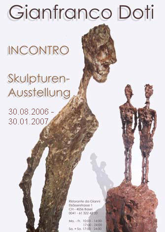 Skulpturenausstellung INCONTRO 2006