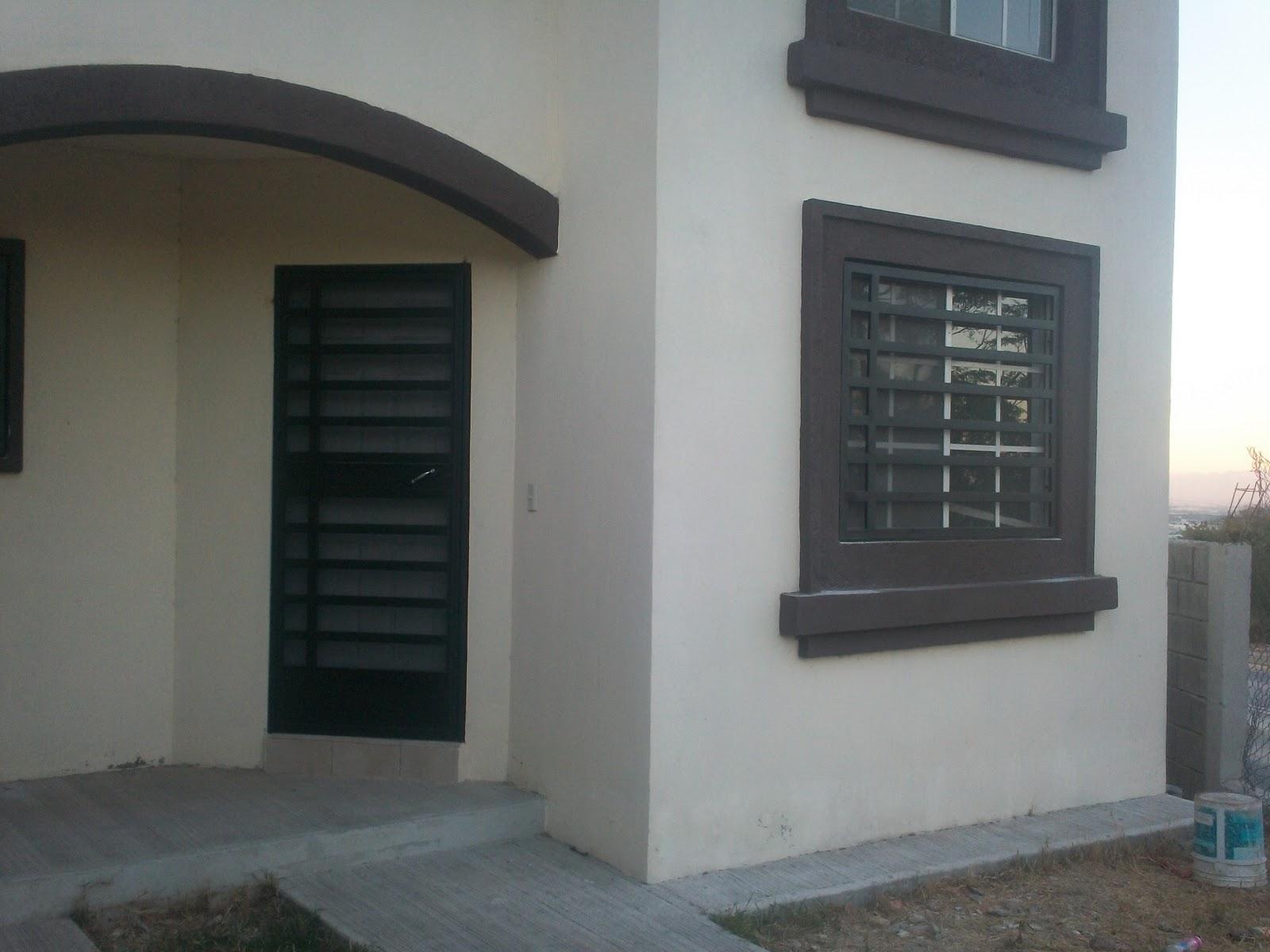 Protectores para ventanas puertas hierro forjado kamistad - Rejas de hierro forjado ...