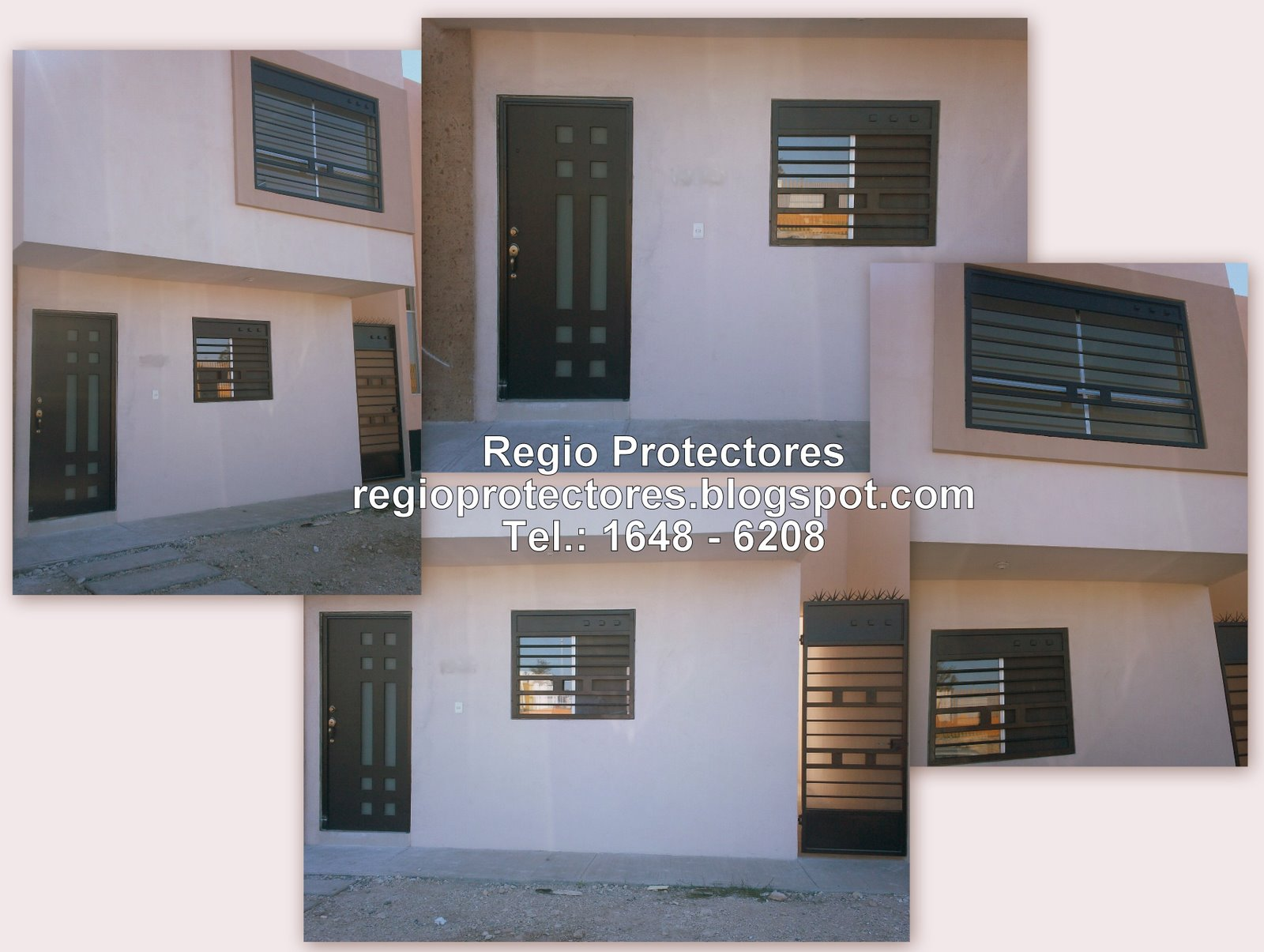 Regio Protectores Protectores para ventanas instalados en el Fracc