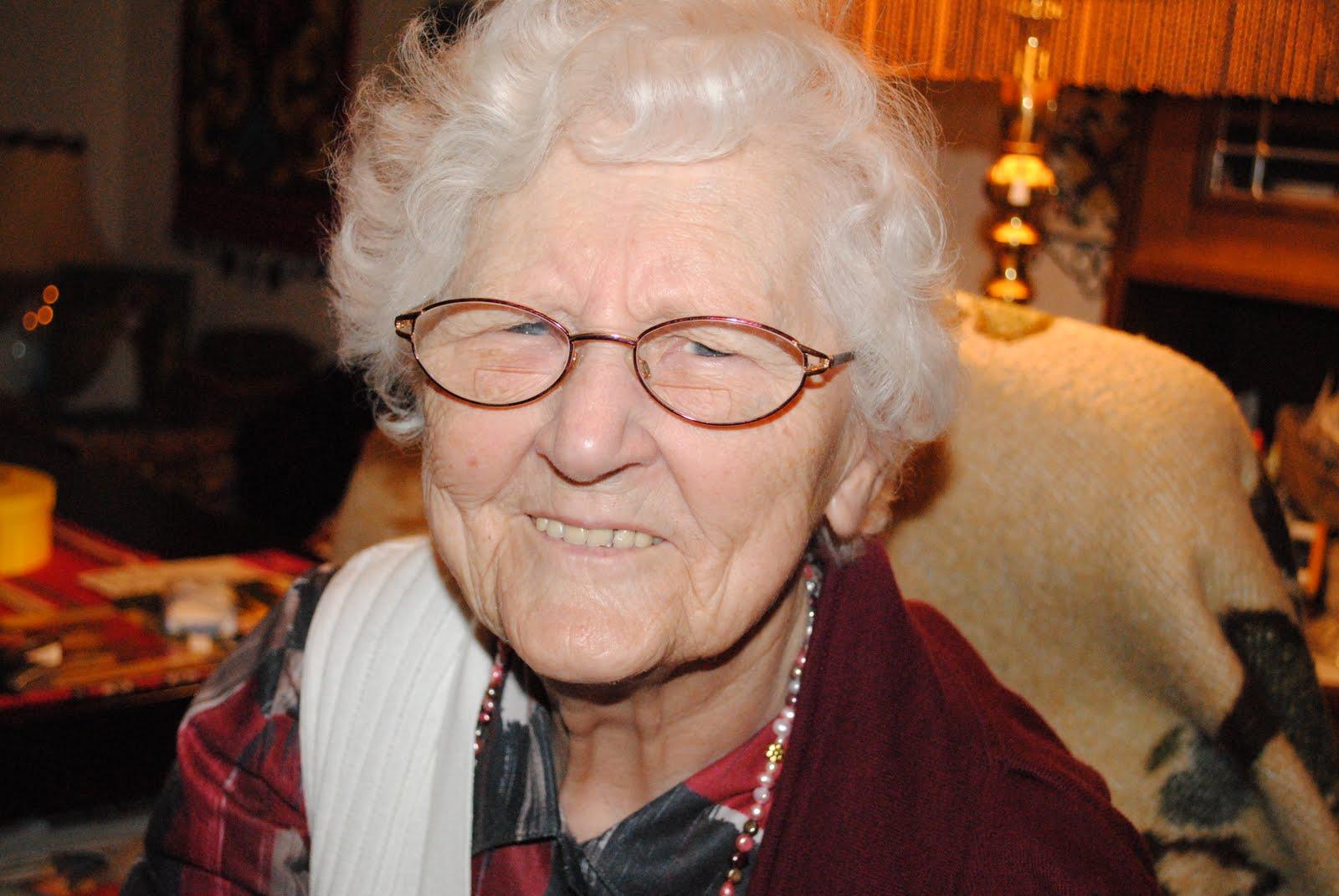 old swedish woman
