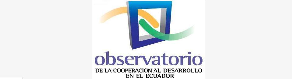 Observatorio de la Cooperación al Desarrollo en Ecuador