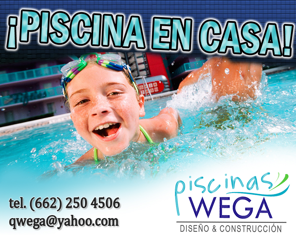 Empresas wega divisi n piscinas for Construccion de piscinas en mexico