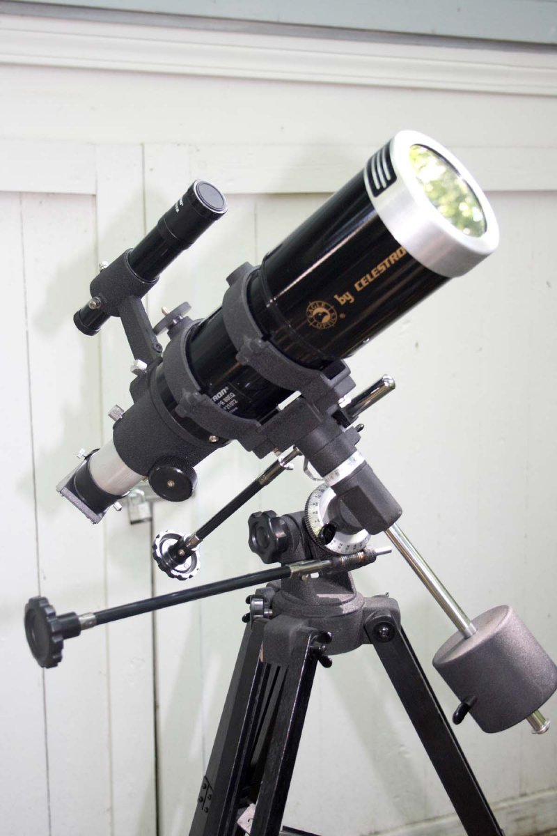 uncle rod u0027s astro blog uncle rod u0027s telescope academy how big