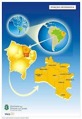 Localização - Cariri Cearense