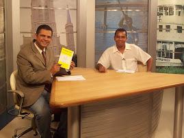 Entrevista ao vivo dada a GLOBO INTERTV