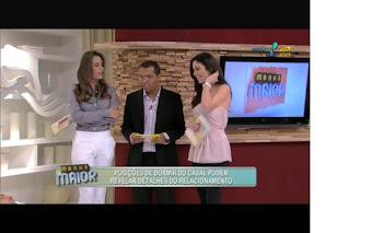 Entrevista que Prof. Marcos Tadeu Cardoso deu na Rede Tv em SP