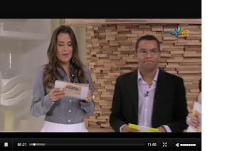 Entrevista na Rede Tv em SP