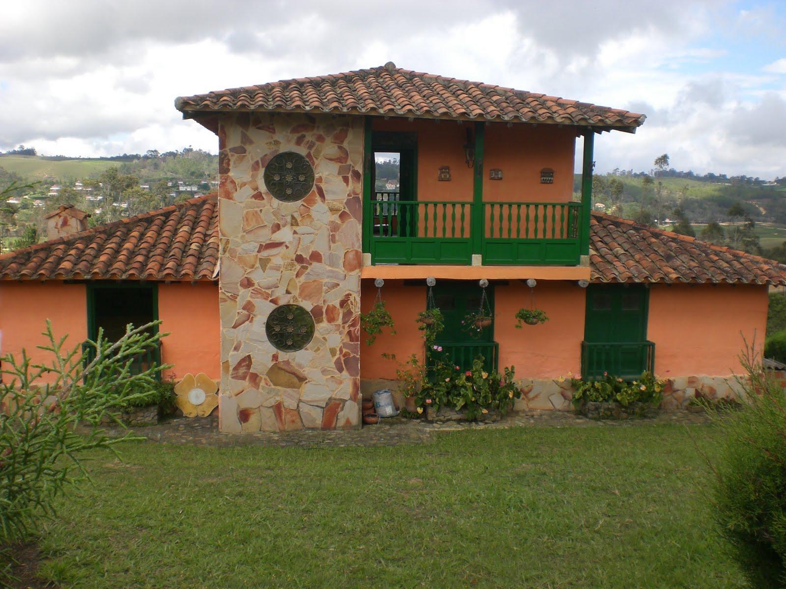 Remates bucaramanga inmobiliaria 0392 casa de campo - Casas de campo por dentro ...