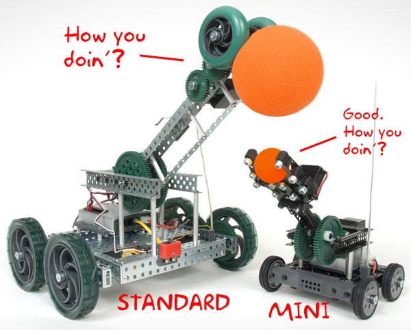 Lannyland A Land Of Imagination Ai And Robots Vex Robotics