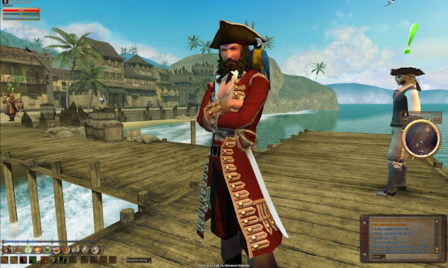 Pirates of the Burning Sea: PotBS: Приплыли