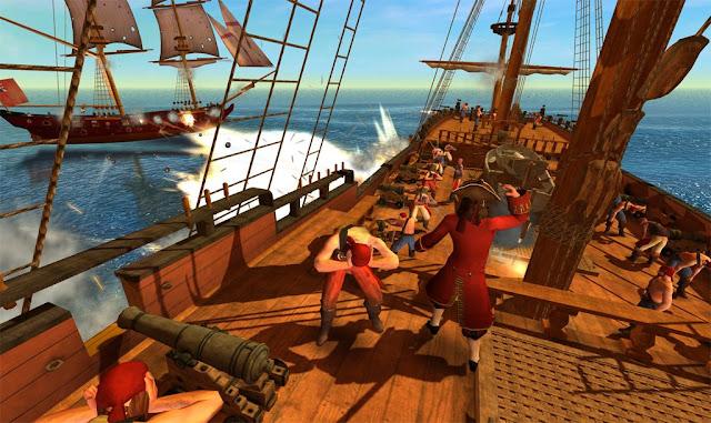 Pirates of the Burning Sea: PotBS: Приплыли