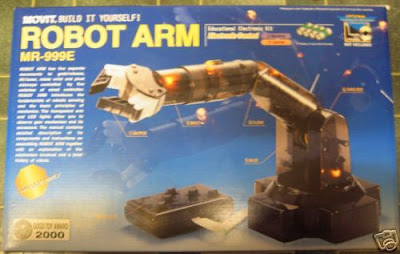 C64 Robot Arm Kit
