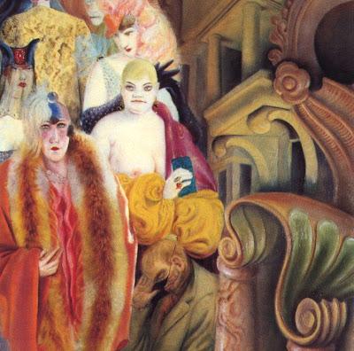 Otto Dix Cabaret