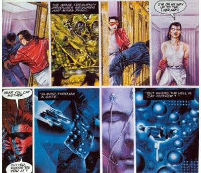 17 - Les comics que vous lisez en ce moment - Page 29 Neuromancr