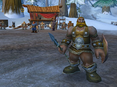 MMO Gnome. Act Three. The World of Warcraft.