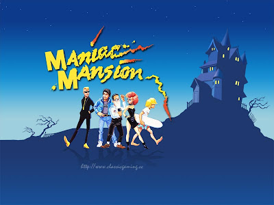 Maniac Mansion free wallpaper