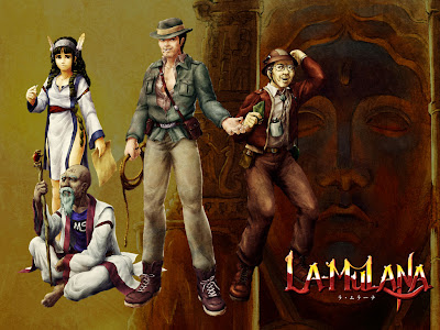 La Mulana wallpaper