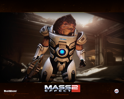 Mass Effect 2 free wallpapers