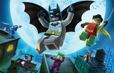 LEGO Batman Wallpaper desktop
