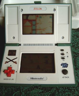 Nintnendo Game & Watch Zelda