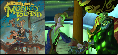 Tales of Monkey Island