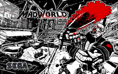 MAdWorld Wallpaper Wii