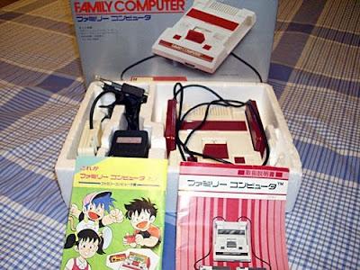 Nintendo Famicom Jap