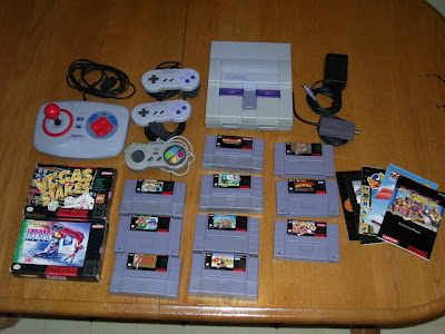 some old SNES greatness