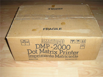 amstrad cpc dot matrix dmp-2000 printer