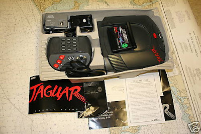 jaguar box inside