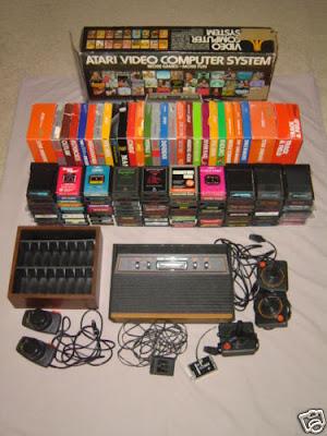 Atari 2600 VCS games