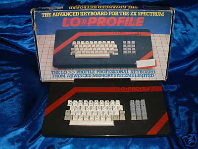 LO Profile Spectrum Keyboard