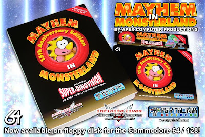 Mayhem in Monsterland 15th Anniversary Edition