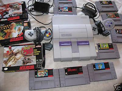 Nintendo SNES US NTSC