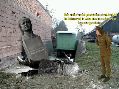 Soviet Unterzoegersdorf Sector 2