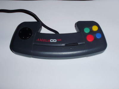 Amiga CD32 joypad