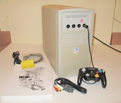 AMC DDH Nintendo Dolphin Dev & Debug Box