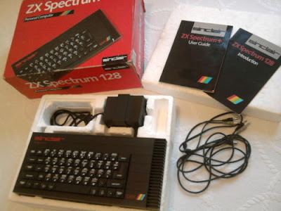 Sinclair ZX Spectrum 128 Box