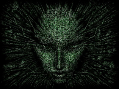 system shock 2 wallpaper shodan