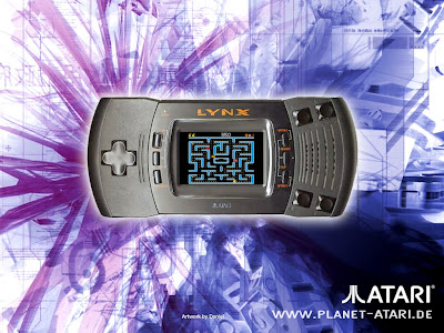 Atari Lynx Wallpaper hardware retro