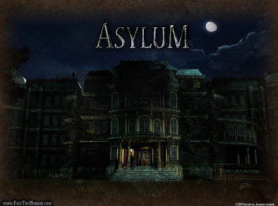 Asylum horror desktop
