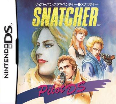 Snatcher Pilot DS