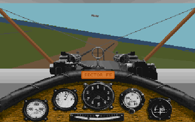 Red Baron screenshot Dynamix